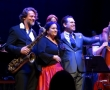 Michelle and Kurt Elling and John Mackey with the Melbourne Symphony Orchestra