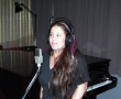 Michelle in Studio, What Kind of Fool session May 05