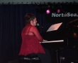 Me at the piano at North Sea 05